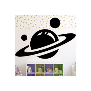 stickers Planète