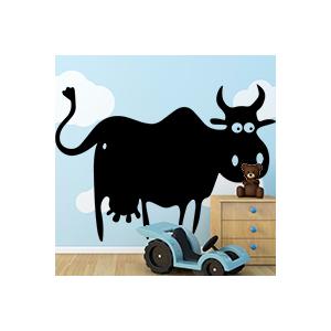 stickers Vache rigolote