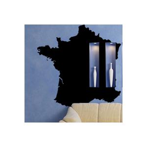 stickers Carte de France