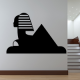 autocollant Pyramide Egypte 2279