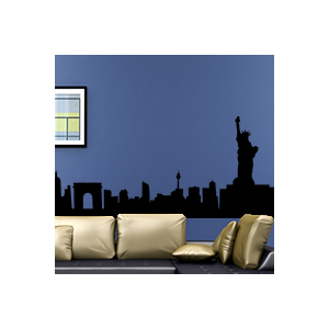 stickers New York ville
