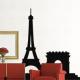 autocollant Paris et arc de triomphe 2362
