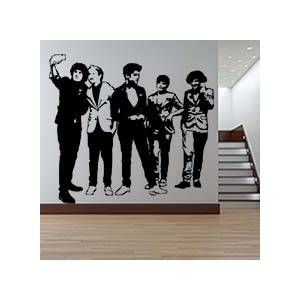 stickers One Direction sticker autocollant