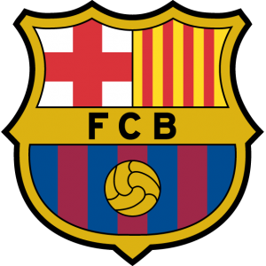 stickers Sticker FC Barcelone