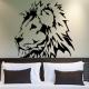 autocollant Tête de Lion 2197