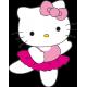 autocollant Autocollant Hello Kitty 2900