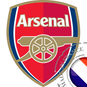 stickers Autocollant Arsenal FC