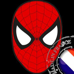 stickers Autocollant Masque de Spider Man