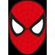 autocollant Autocollant Masque de Spider Man 2983