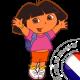 autocollant Autocollant Dora 3006