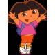 autocollant Autocollant Dora 3007