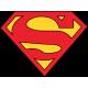 autocollant Autocollant Superman 3012