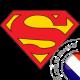 autocollant Autocollant Superman 3014