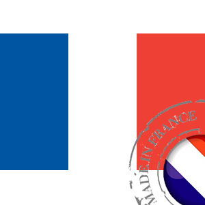 stickers Autocollant Drapeau France