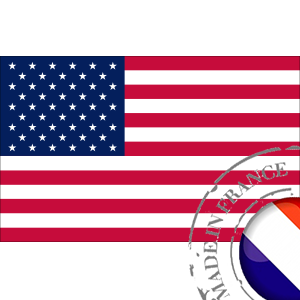 stickers Autocollant Drapeau USA