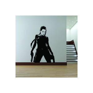 stickers Sticker Autocollant Tomb Raider